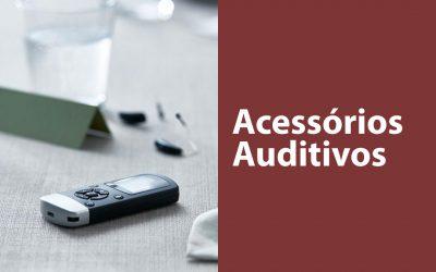 Acessórios Auditivos