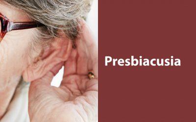 Presbiascusia